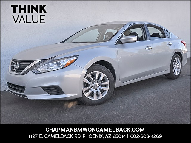 2016 Nissan Altima 25 S 43307 miles Wireless data link Bluetooth Cruise control 2-stage unlock