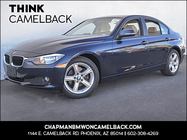 2014 BMW 3-Series Sdn 320i 43615 miles Presidents Day Weekend Sale at Chapman BMW on Camelback E
