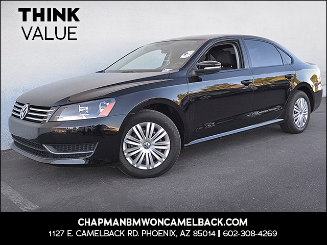 2014 Volkswagen Passat S PZEV 35301 miles 6023852286Presidents Day Weekend Sale at Chapman V