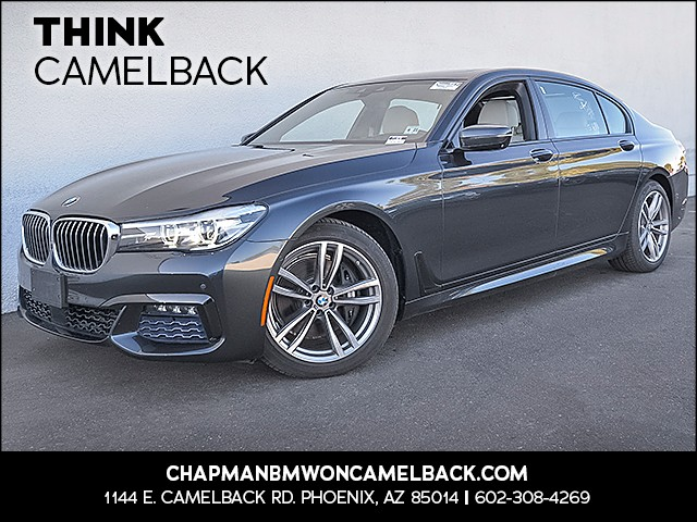 2016 BMW 7-Series 740i 2383 miles Presidents Day Weekend Sale at Chapman BMW on Camelback Extra