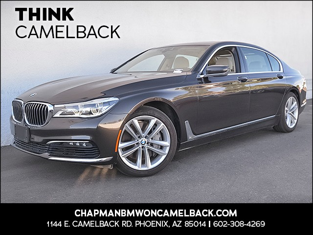 2016 BMW 7-Series 750i xDrive 22069 miles 1127 E Camelback Rd 6023852286 Under Construction S