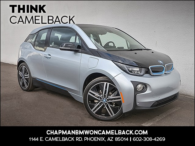 2015 BMW i3 Rex 23484 miles Presidents Day Weekend Sale at Chapman BMW on Camelback Extra Incent