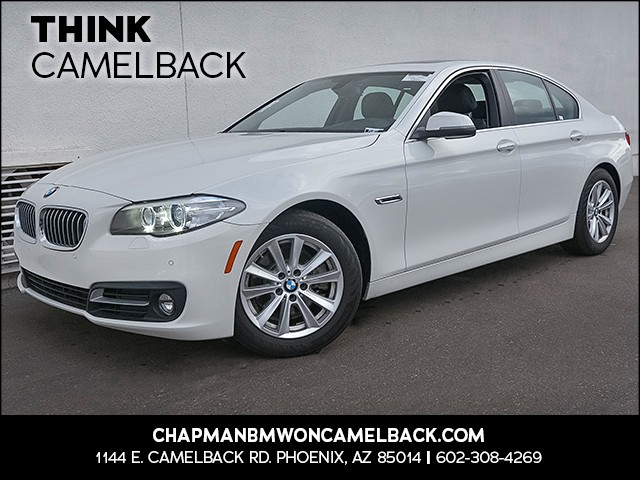 2015 BMW 5-Series 528i 35069 miles Presidents Day Weekend Sale at Chapman BMW on Camelback Extra