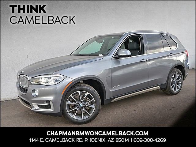 2015 BMW X5 sDrive35i 38750 miles Presidents Day Weekend Sale at Chapman BMW on Camelback Extra