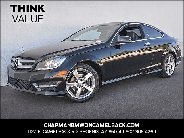 2013 Mercedes C-Class C 250 85715 miles 6023852286 Chapman Value Center in Phoenix specializ