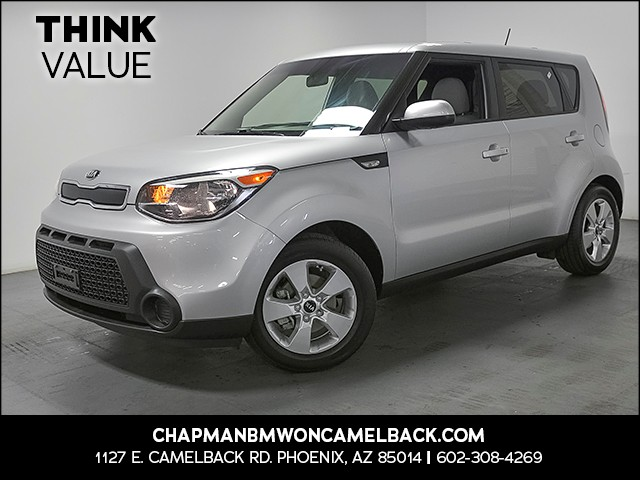 2014 Kia Soul 55086 miles Wireless data link Bluetooth Cruise control Anti-theft system alarm