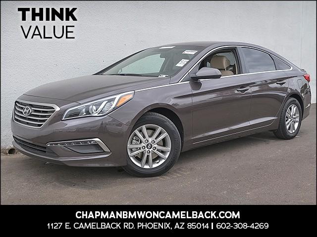 2015 Hyundai Sonata SE 28321 miles 6023852286 Chapman Value Center in Phoenix specializing i
