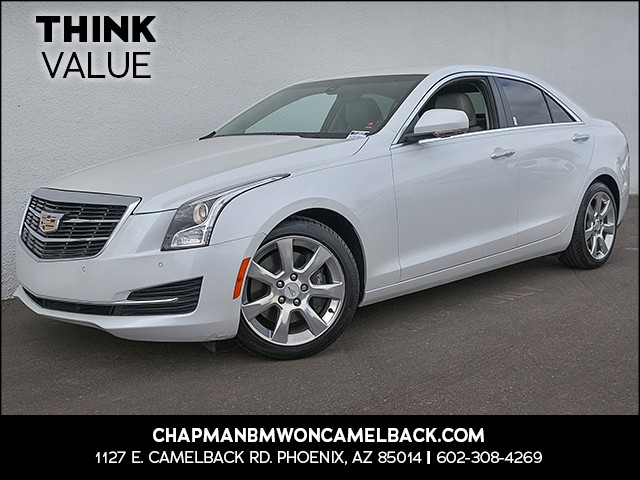2015 Cadillac ATS 20T Luxury 26399 miles 6023852286Presidents Day Weekend Sale at Chapman V