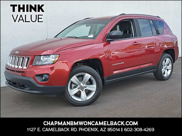2015 Jeep Compass Sport 33125 miles 6023852286Presidents Day Weekend Sale at Chapman Value C