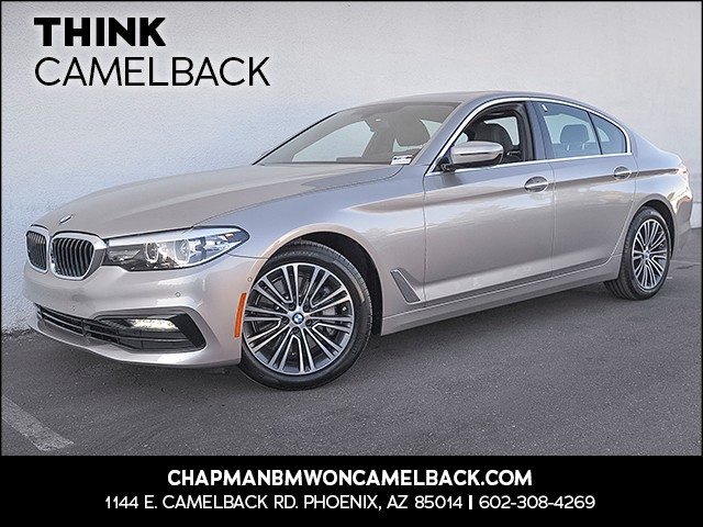 2017 BMW 5-Series 530i 13246 miles Presidents Day Weekend Sale at Chapman BMW on Camelback Extra