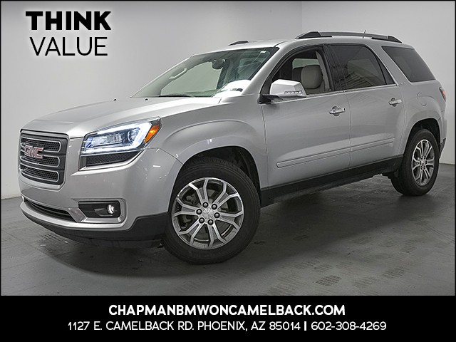 2014 GMC Acadia SLT 80780 miles 6023852286 Chapman Value Center in Phoenix specializing in l