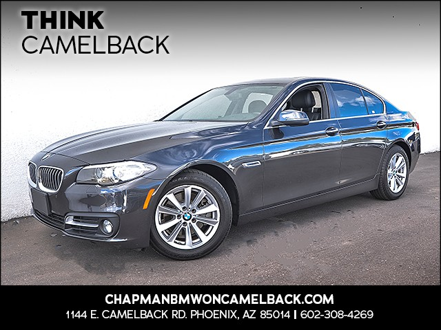 2015 BMW 5-Series 528i 20147 miles Presidents Day Weekend Sale at Chapman BMW on Camelback Extra