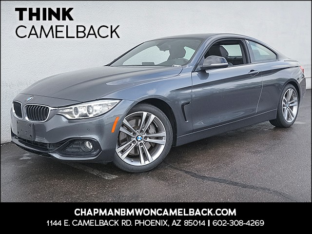 2014 BMW 4-Series 435i 38815 miles Presidents Day Weekend Sale at Chapman BMW on Camelback Extra