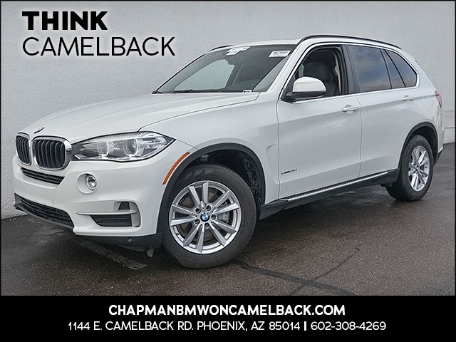 2015 BMW X5 sDrive35i 30006 miles Presidents Day Weekend Sale at Chapman BMW on Camelback Extra