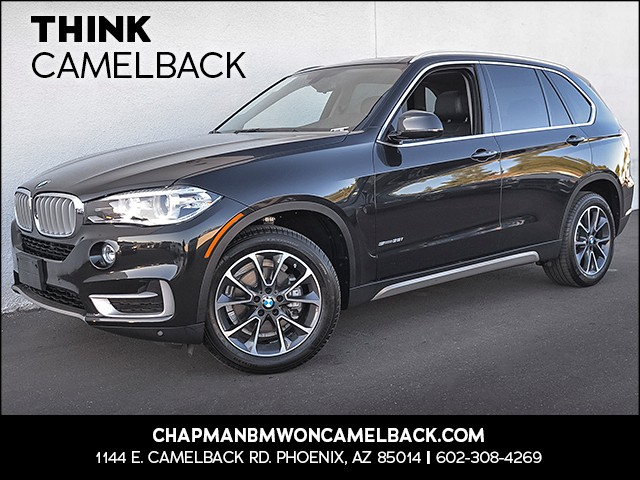 2015 BMW X5 sDrive35i 35270 miles Presidents Day Weekend Sale at Chapman BMW on Camelback Extra