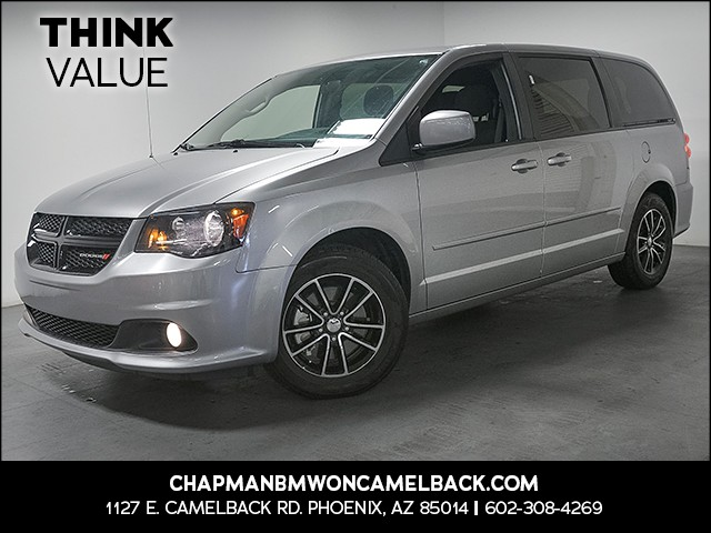 2016 Dodge Grand Caravan SXT 38871 miles 6023852286 Chapman Value Center in Phoenix speciali