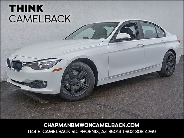 2015 BMW 3-Series Sdn 320i 31192 miles Presidents Day Weekend Sale at Chapman BMW on Camelback E