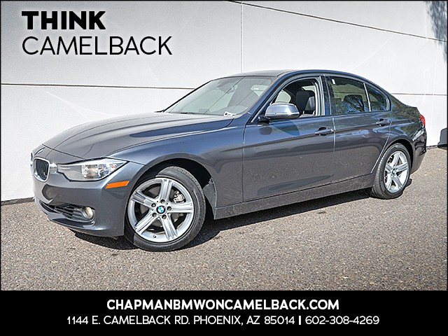 2015 BMW 3-Series Sdn 328i 40654 miles Phone hands free Satellite communications BMW Assist Wir