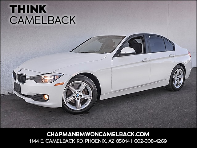 2014 BMW 3-Series Sdn 320i 41100 miles Presidents Day Weekend Sale at Chapman BMW on Camelback E