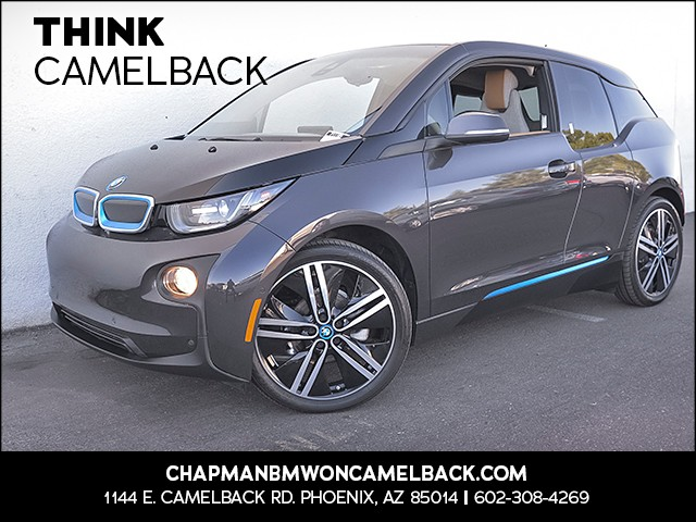 2014 BMW i3 18148 miles Presidents Day Weekend Sale at Chapman BMW on Camelback Extra Incentives