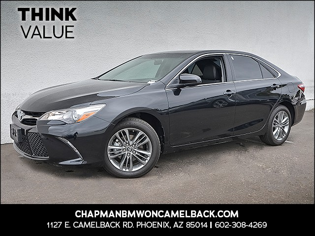 2017 Toyota Camry SE 12577 miles Wireless data link Bluetooth Phone hands free Cruise control