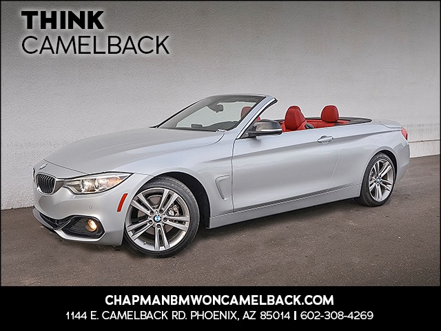 2014 BMW 4-Series 428i 20886 miles Presidents Day Weekend Sale at Chapman BMW on Camelback Extra