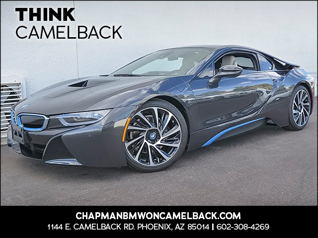 2014 BMW i8 25857 miles Presidents Day Weekend Sale at Chapman BMW on Camelback Extra Incentives