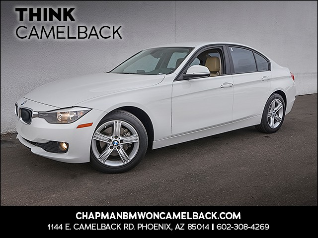 2014 BMW 3-Series Sdn 320i 29853 miles Presidents Day Weekend Sale at Chapman BMW on Camelback E