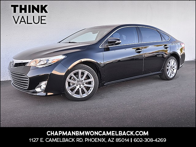 2014 Toyota Avalon Limited 33237 miles 6023852286 Chapman Value Center in Phoenix specializi