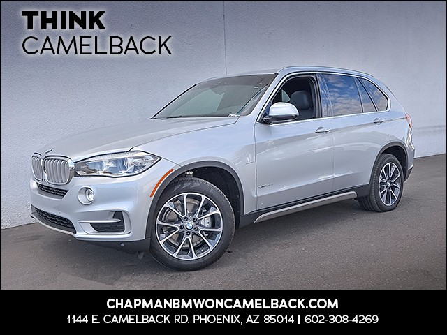 2017 BMW X5 sDrive35i 13890 miles 1144 E Camelback Rd 6023852286 GRAND OPENING SALE at the al