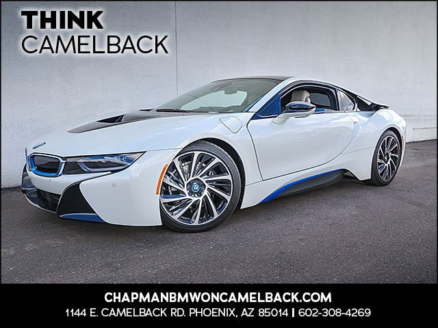 2015 BMW i8 12656 miles Presidents Day Weekend Sale at Chapman BMW on Camelback Extra Incentives