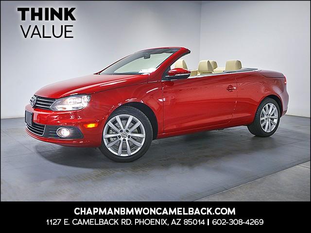 2014 Volkswagen Eos Komfort SULEV 49508 miles 6023852286 Chapman Value Center in Phoenix spe