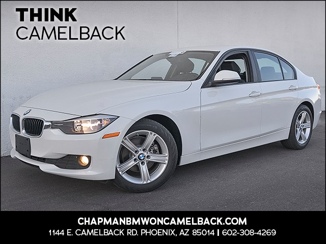 2014 BMW 3-Series Sdn 320i 30259 miles Presidents Day Weekend Sale at Chapman BMW on Camelback E