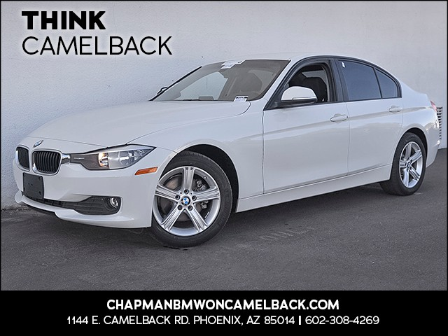 2015 BMW 3-Series Sdn 320i 20756 miles Presidents Day Weekend Sale at Chapman BMW on Camelback E