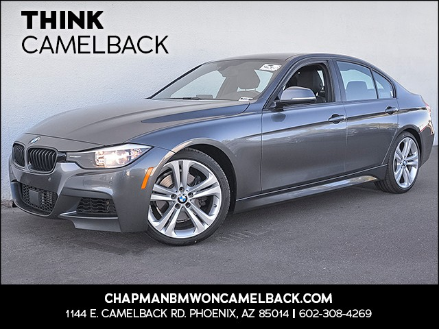 2014 BMW 3-Series Sdn 328i 33365 miles Presidents Day Weekend Sale at Chapman BMW on Camelback E