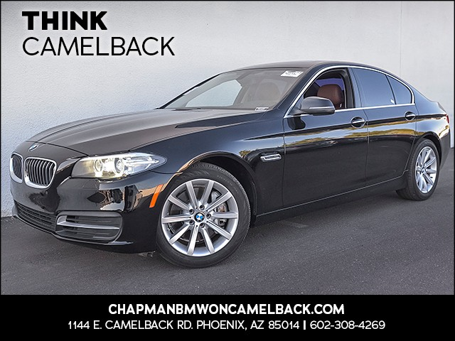 2014 BMW 5-Series 535i 41649 miles Presidents Day Weekend Sale at Chapman BMW on Camelback Extra