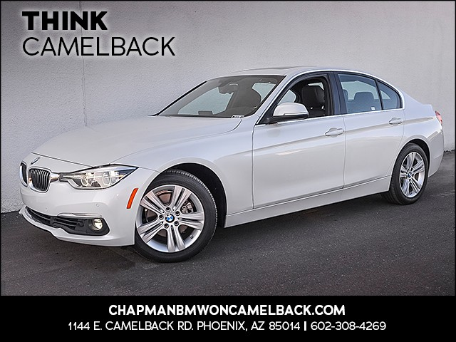2016 BMW 3-Series Sdn 328i 35287 miles Presidents Day Weekend Sale at Chapman BMW on Camelback E