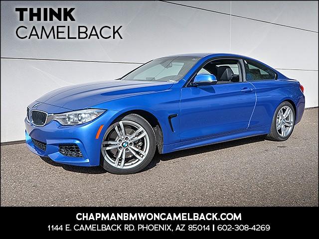 2014 BMW 4-Series 428i 72045 miles 1127 E Camelback Rd 6023852286 Under Construction Sales Ev