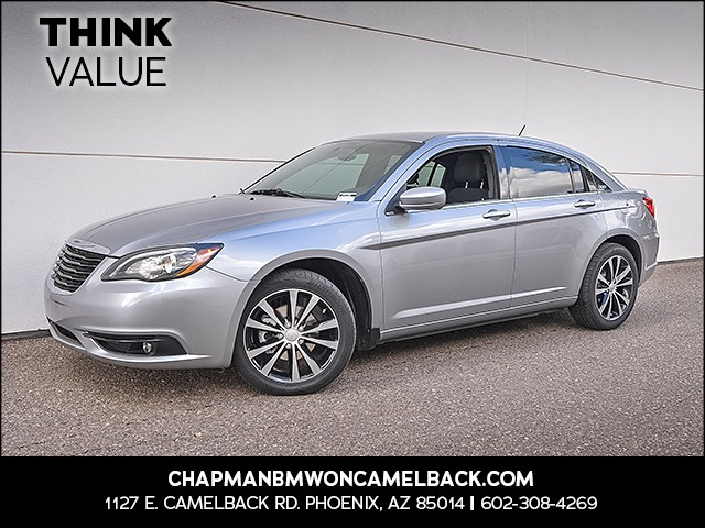 2013 Chrysler 200 Touring 80165 miles 6023852286 Chapman Value Center in Phoenix specializin