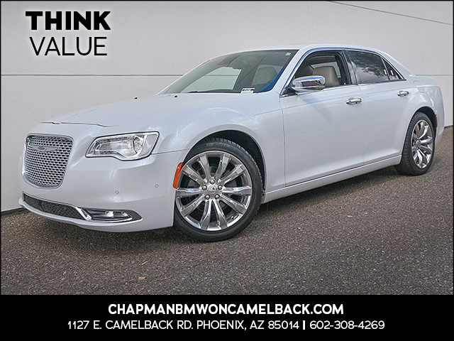 2016 Chrysler 300 C 37160 miles Real time traffic Wireless data link Bluetooth Cruise control