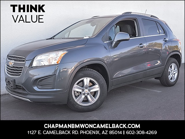 2016 Chevrolet Trax LT 44996 miles Satellite communications OnStar Satellite communications voic
