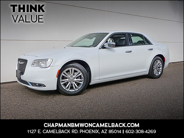 2016 Chrysler 300 C 40364 miles Wireless data link Bluetooth Cruise control 2-stage unlocking d