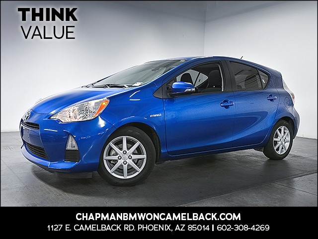 2014 Toyota Prius c Two 49833 miles moonroof Wireless data link Bluetooth C