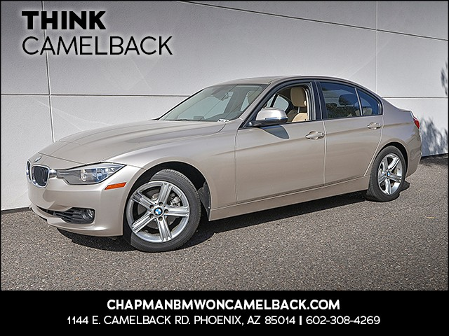 2015 BMW 3-Series 328i 38598 miles Phone hands free Satellite communications