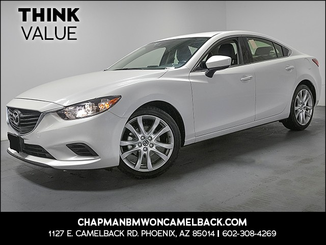 2017 Mazda Mazda6 Touring 41768 miles Phone hands free Phone voice operated