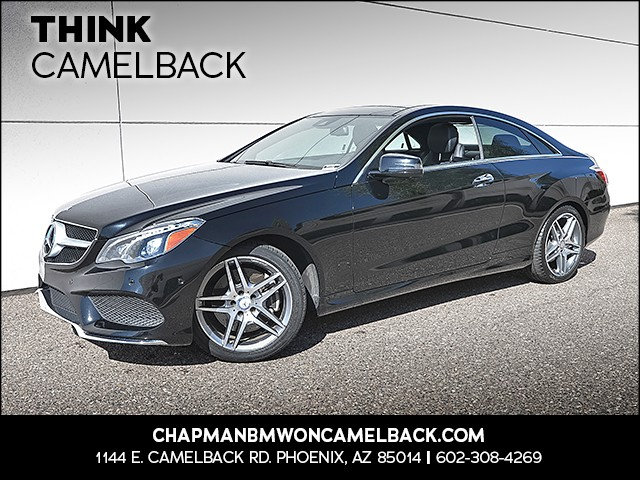 2015 Mercedes E-Class E 550 28744 miles 6023852286 Chapman Value Center in Phoenix specializ