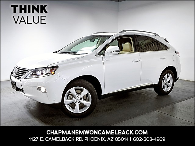 2015 Lexus RX 350 29933 miles 6023852286 Chapman Value Center in Phoenix specializing in lat
