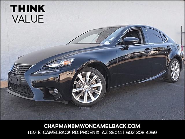 2015 Lexus IS 250 39037 miles 6023852286 Chapman Value Center in Phoenix specializing in lat