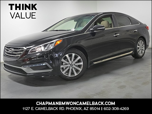 2017 Hyundai Sonata Limited 11782 miles Wireless data link Bluetooth Cruise control Power door