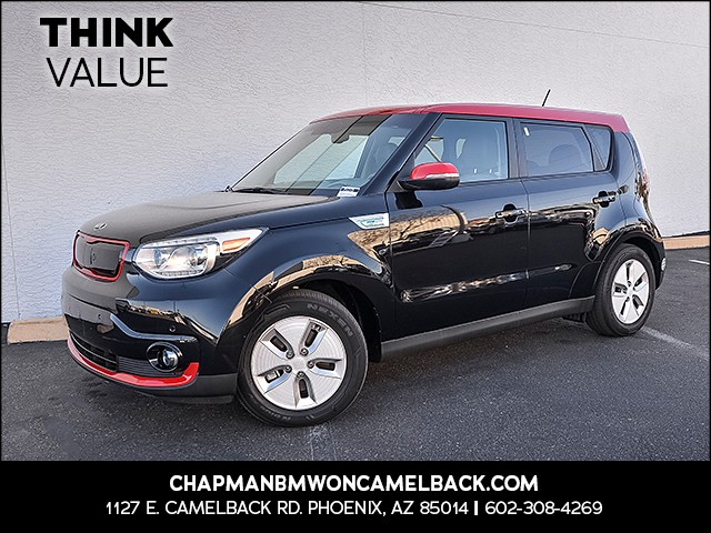 2015 Kia Soul EV  23068 miles 6023852286 Chapman Value Center in Phoenix specializing in la